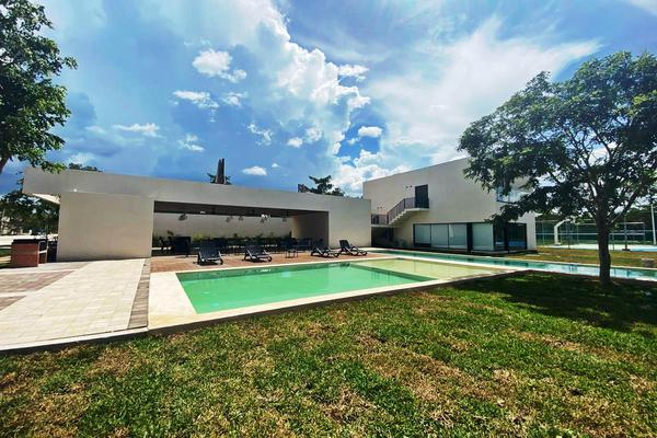 Foto de terreno habitacional en venta en  , conkal, conkal, yucatán, 7277117 No. 11