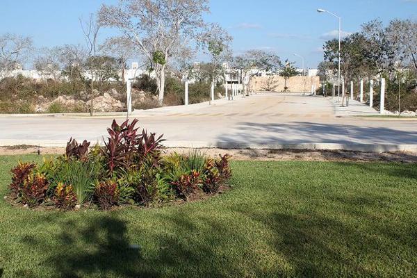 Foto de terreno habitacional en venta en  , conkal, conkal, yucatán, 7277117 No. 21