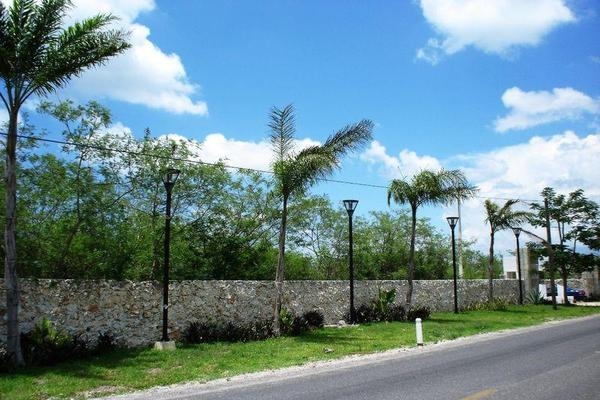 Foto de terreno habitacional en venta en  , conkal, conkal, yucatán, 7860192 No. 05