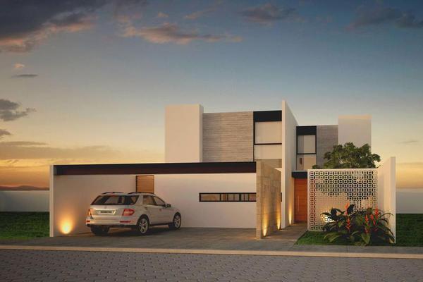 Foto de casa en venta en  , conkal, conkal, yucatán, 7860422 No. 01