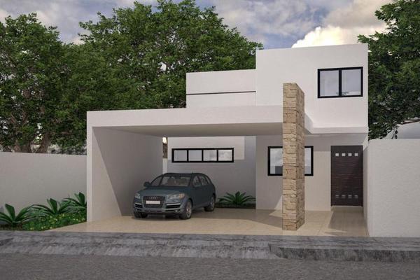 Foto de casa en venta en  , conkal, conkal, yucatán, 7860676 No. 01