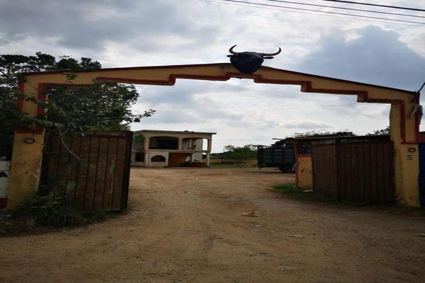 Foto de terreno habitacional en venta en  , conkal, conkal, yucatán, 7860786 No. 01