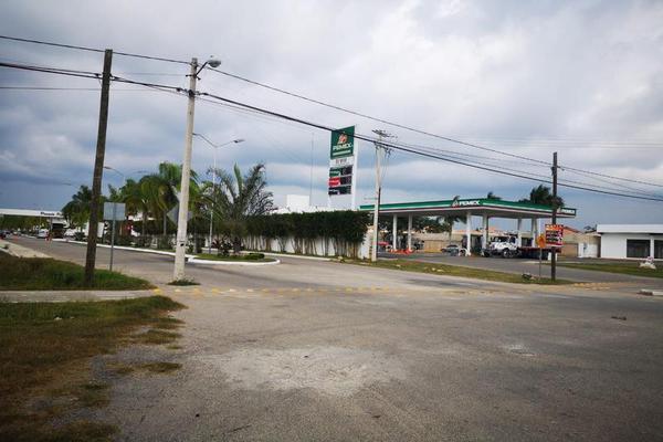 Foto de terreno habitacional en venta en  , conkal, conkal, yucatán, 7860786 No. 02