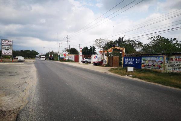 Foto de terreno habitacional en venta en  , conkal, conkal, yucatán, 7860786 No. 03