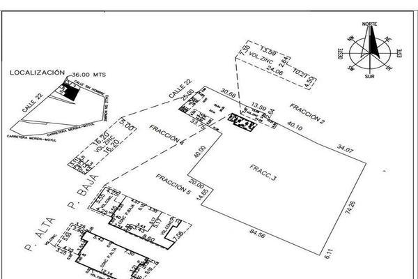 Foto de terreno habitacional en venta en  , conkal, conkal, yucatán, 7860786 No. 04