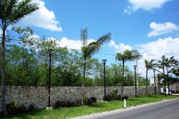 Foto de terreno habitacional en venta en  , conkal, conkal, yucatán, 7860905 No. 01