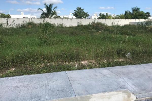 Foto de terreno habitacional en venta en  , conkal, conkal, yucatán, 7860915 No. 03