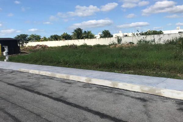 Foto de terreno habitacional en venta en  , conkal, conkal, yucatán, 7860915 No. 05