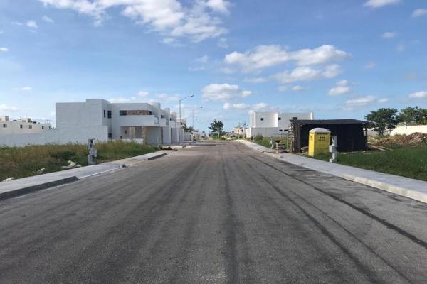 Foto de terreno habitacional en venta en  , conkal, conkal, yucatán, 7860915 No. 06