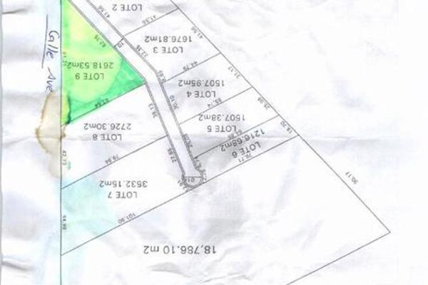 Foto de terreno habitacional en venta en  , conkal, conkal, yucatán, 7861050 No. 03