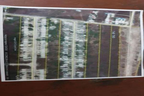 Foto de terreno habitacional en venta en  , conkal, conkal, yucatán, 7861080 No. 01