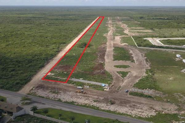 Foto de terreno habitacional en venta en  , conkal, conkal, yucatán, 7861210 No. 01