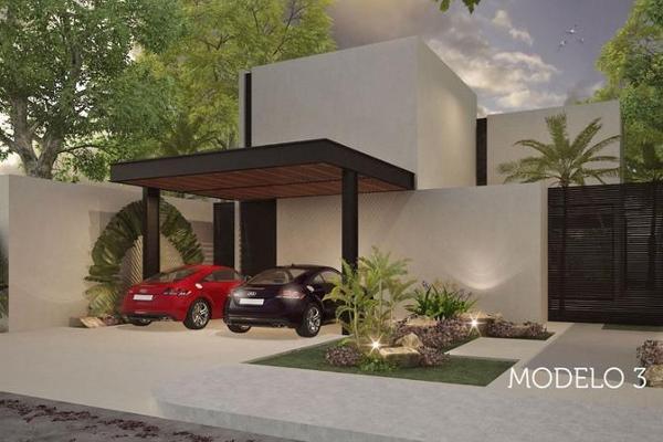 Foto de casa en venta en  , conkal, conkal, yucatán, 7861265 No. 01