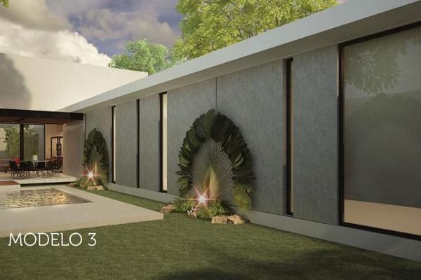 Foto de casa en venta en  , conkal, conkal, yucatán, 7861265 No. 02