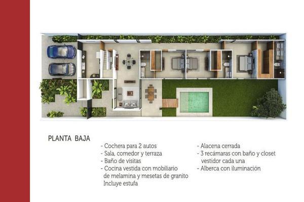 Foto de casa en venta en  , conkal, conkal, yucatán, 7861265 No. 05