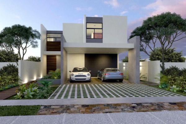 Foto de casa en venta en  , conkal, conkal, yucatán, 7861603 No. 01