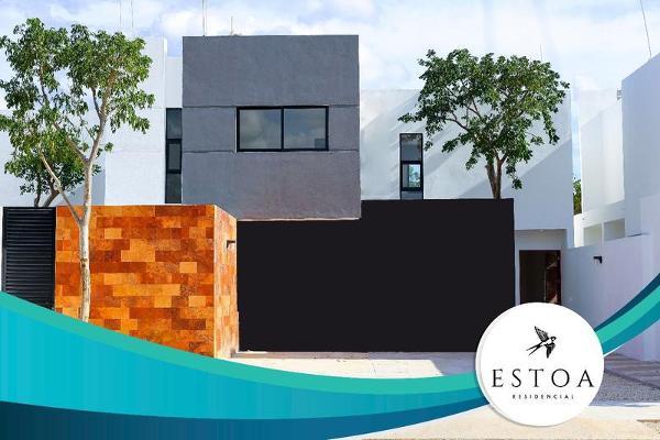 Foto de casa en venta en  , conkal, conkal, yucatán, 7892716 No. 01