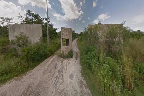 Foto de terreno habitacional en venta en  , conkal, conkal, yucatán, 7927267 No. 03
