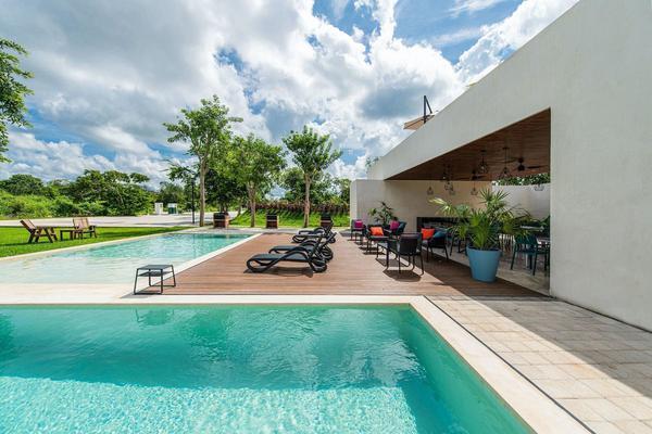 Foto de terreno habitacional en venta en  , conkal, conkal, yucatán, 7992532 No. 02