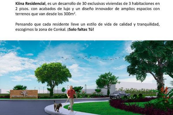 Foto de casa en venta en  , conkal, conkal, yucatán, 8099337 No. 02