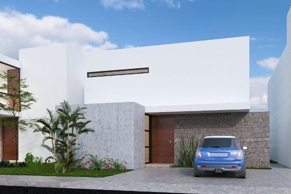 Foto de casa en venta en  , conkal, conkal, yucatán, 8106847 No. 01