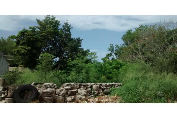 Foto de terreno habitacional en venta en  , conkal, conkal, yucatán, 8187292 No. 02