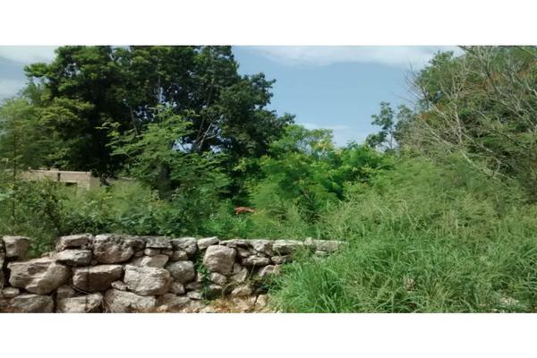 Foto de terreno habitacional en venta en  , conkal, conkal, yucatán, 8187292 No. 04