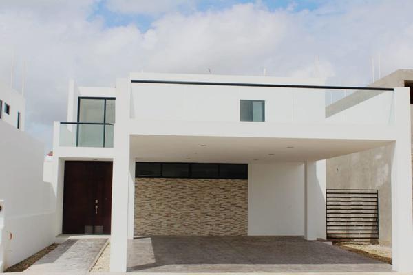 Foto de casa en venta en  , conkal, conkal, yucatán, 8278515 No. 01