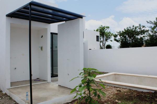 Foto de casa en venta en  , conkal, conkal, yucatán, 8278515 No. 25