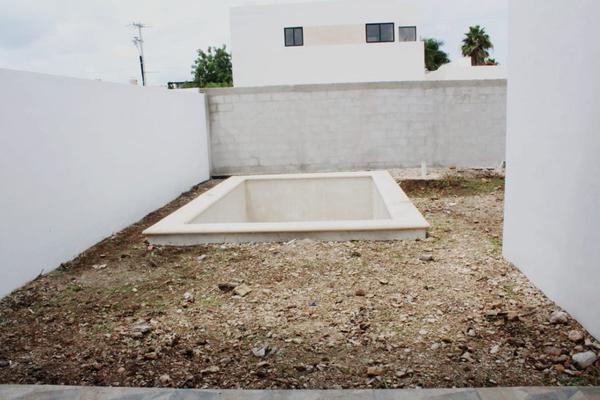 Foto de casa en venta en  , conkal, conkal, yucatán, 8278515 No. 26