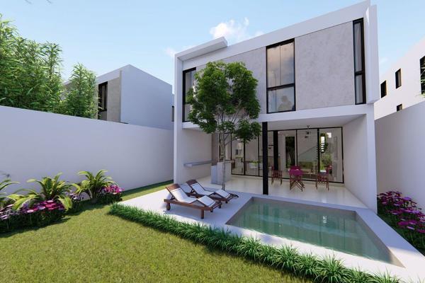 Foto de casa en venta en  , conkal, conkal, yucatán, 8290212 No. 02