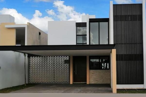 Foto de casa en venta en  , conkal, conkal, yucatán, 8324649 No. 01