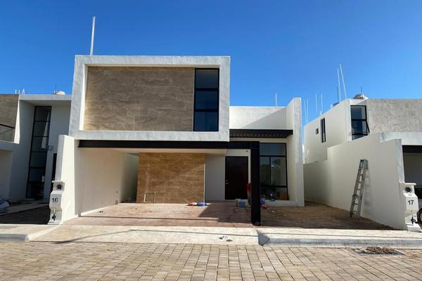 Foto de casa en venta en  , conkal, conkal, yucatán, 8328962 No. 01