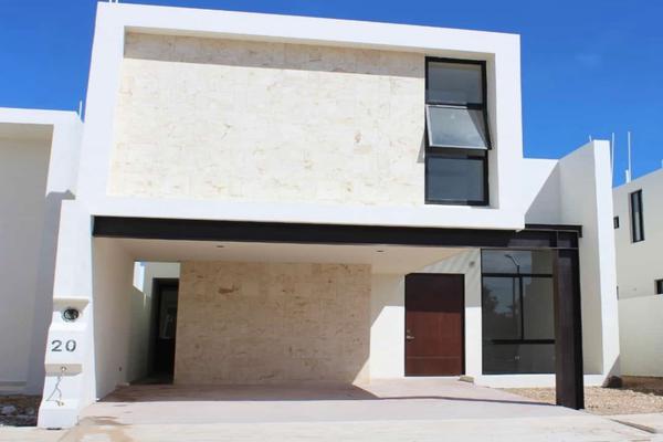 Foto de casa en venta en  , conkal, conkal, yucatán, 8328962 No. 02
