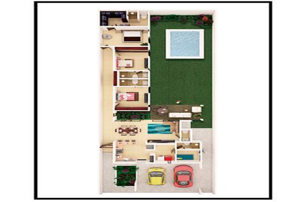 Foto de casa en venta en  , conkal, conkal, yucatán, 8340045 No. 03