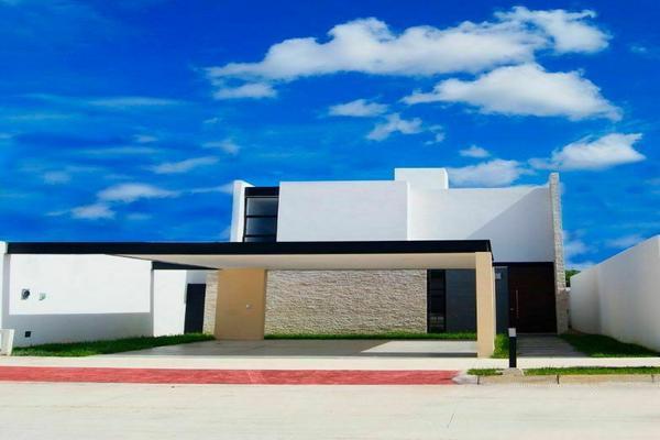 Foto de casa en venta en  , conkal, conkal, yucatán, 8406029 No. 01