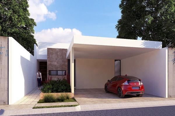 Foto de casa en venta en  , conkal, conkal, yucatán, 8828528 No. 01