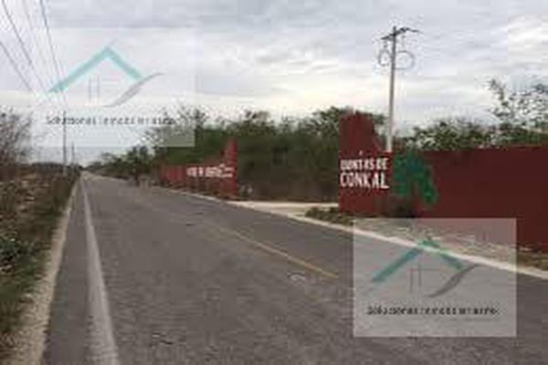 Foto de terreno habitacional en venta en  , conkal, conkal, yucatán, 8883848 No. 02