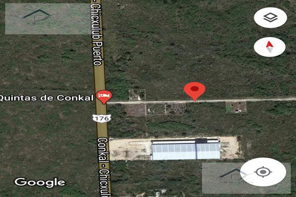 Foto de terreno habitacional en venta en  , conkal, conkal, yucatán, 8883848 No. 05