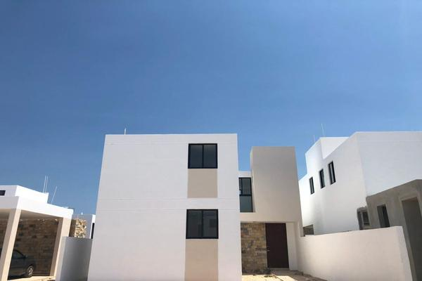 Foto de casa en venta en  , conkal, conkal, yucatán, 9168372 No. 01