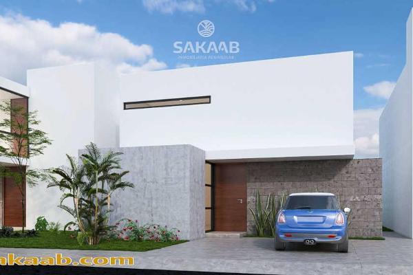 Foto de casa en venta en  , conkal, conkal, yucatán, 9197789 No. 01