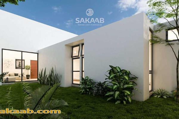 Foto de casa en venta en  , conkal, conkal, yucatán, 9197789 No. 03