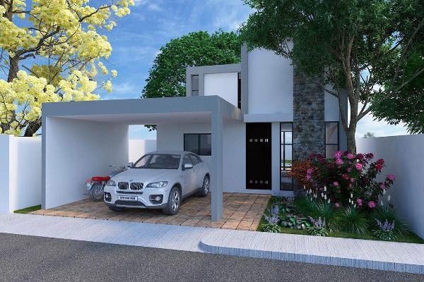 Foto de casa en venta en  , conkal, conkal, yucatán, 9939460 No. 01