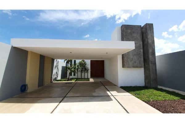 Foto de casa en venta en  , , conkal, yucatán, 11430123 No. 01