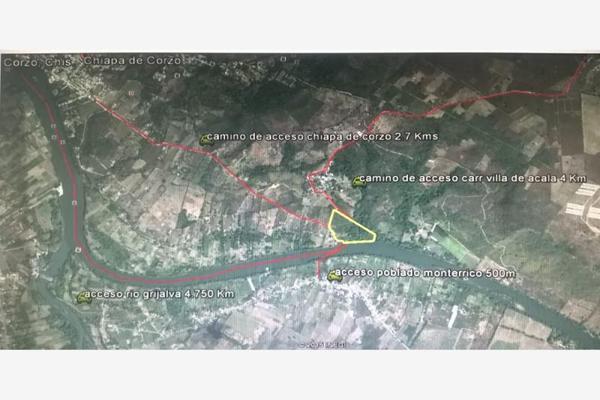 Foto de terreno comercial en venta en conocida 0, santa cecilia, chiapa de corzo, chiapas, 5915217 No. 20