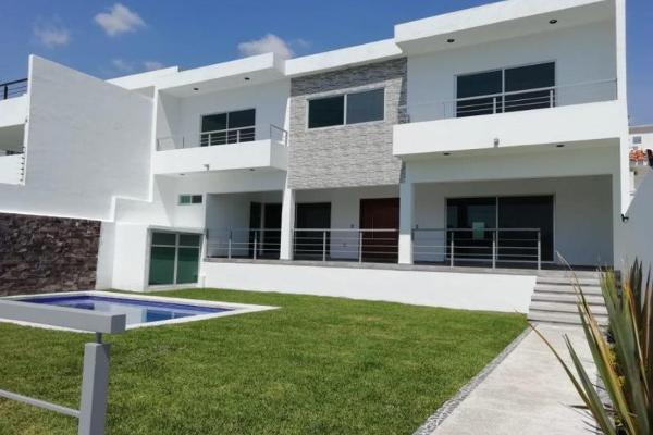 Foto de casa en venta en conocida , bugambilias, temixco, morelos, 10188177 No. 01
