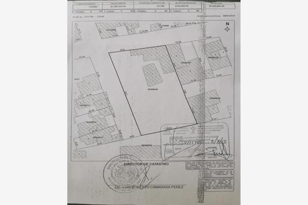Foto de terreno habitacional en venta en conocida , chipitlán, cuernavaca, morelos, 17732354 No. 01