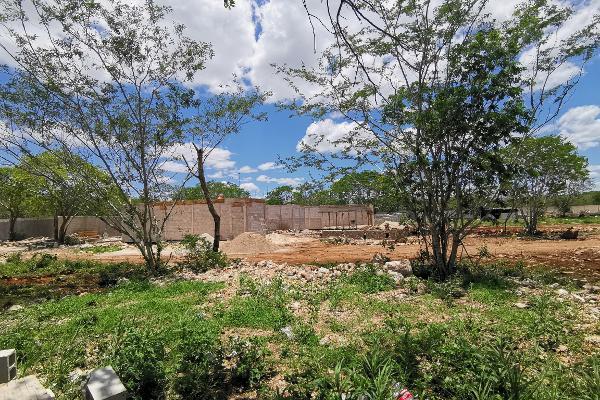Foto de terreno industrial en venta en conocida , conkal, conkal, yucatán, 8843114 No. 01