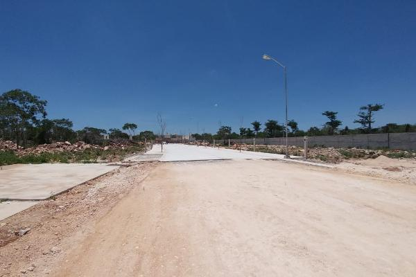 Foto de terreno industrial en venta en conocida , conkal, conkal, yucatán, 8843114 No. 11