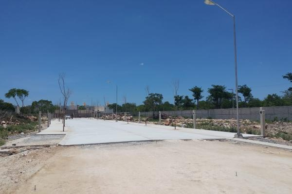 Foto de terreno industrial en venta en conocida , conkal, conkal, yucatán, 8843114 No. 06